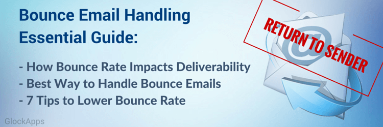 Best Way to Handle Bounce Emails