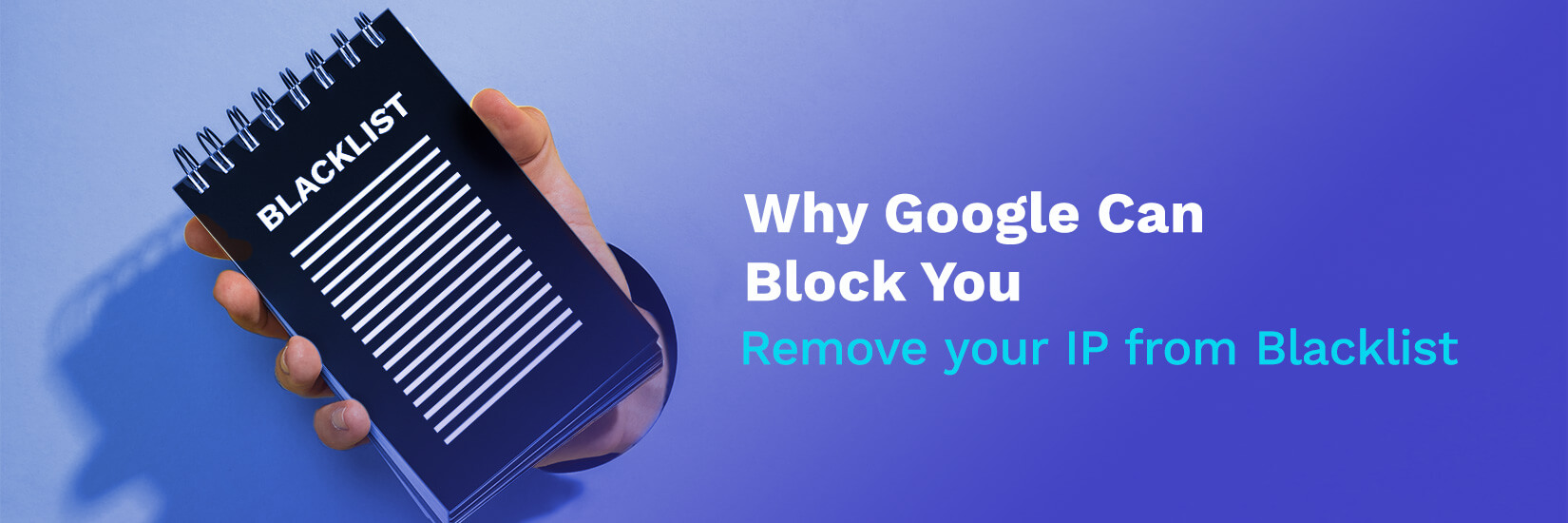 How to Remove Your IP Address from Gmail's Blacklist